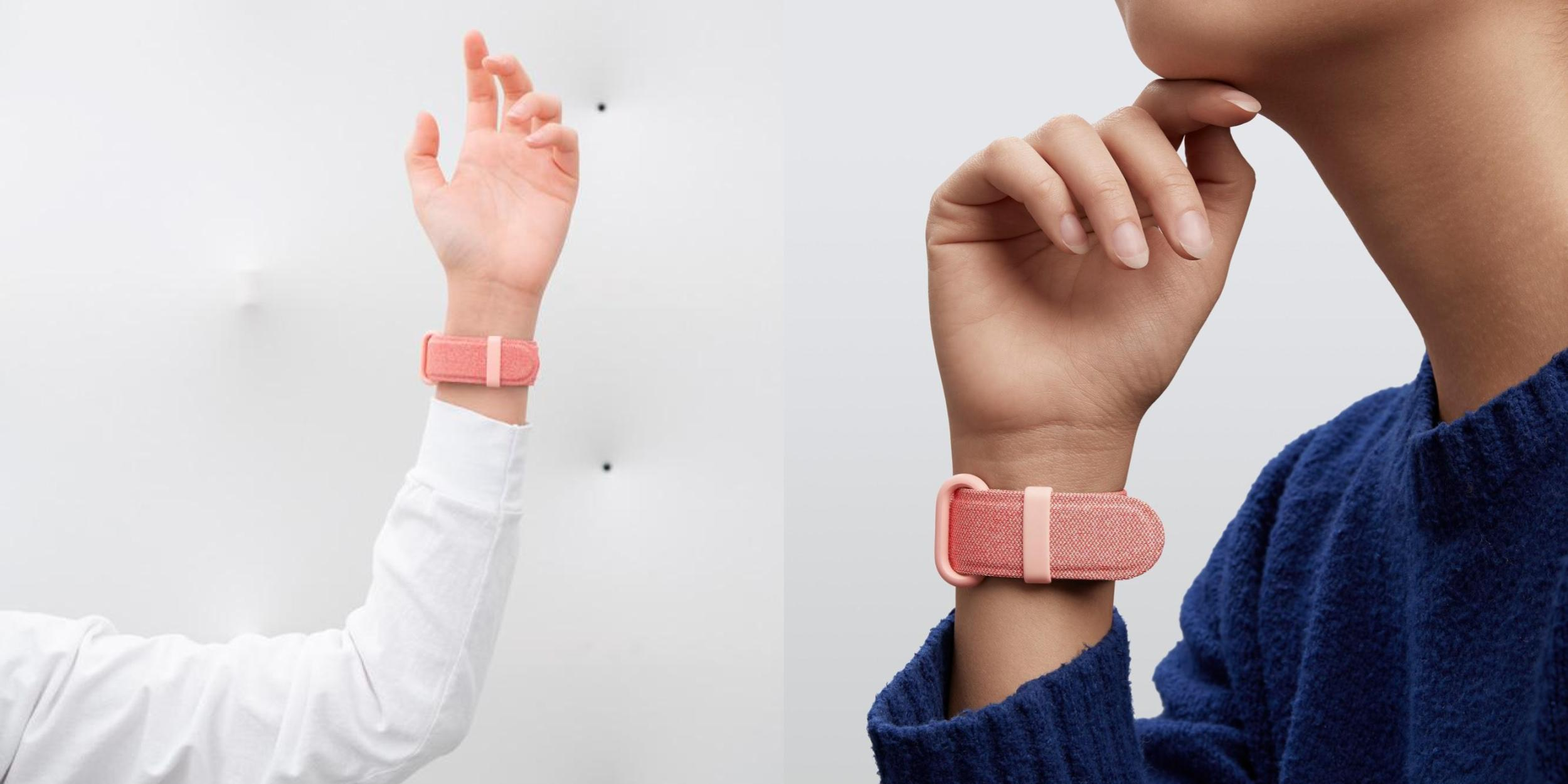 Did Google and ATAP really make a health band for a one-off art project?