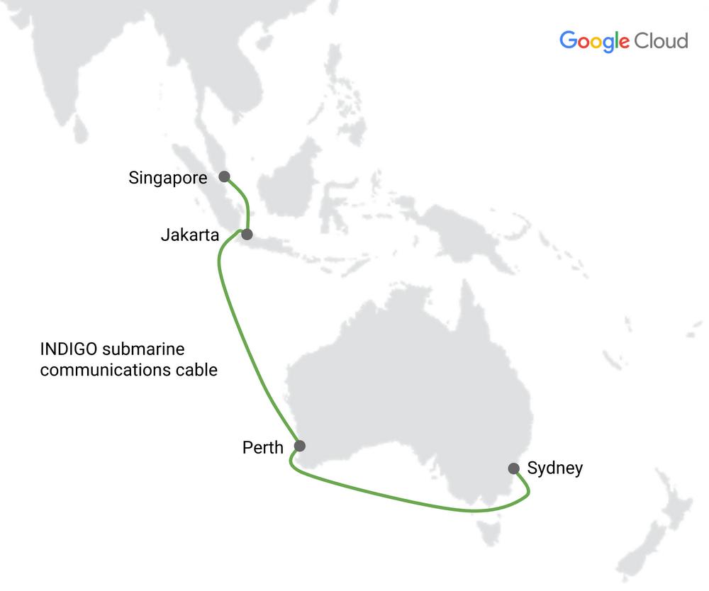 Google Indigo cable live