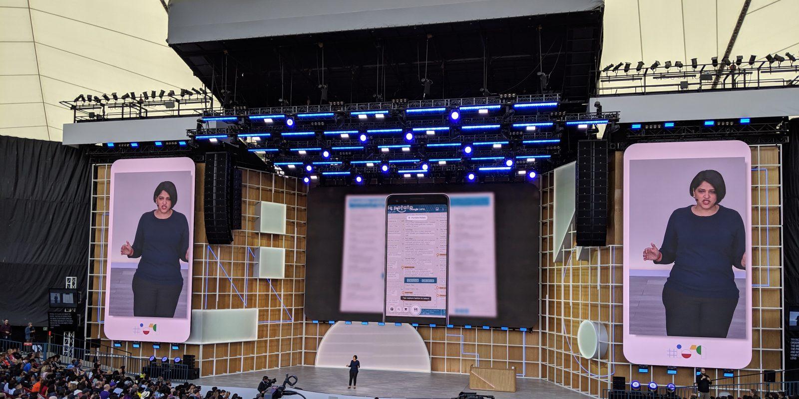 Google Lens adding new tools to highlight menus, split checks