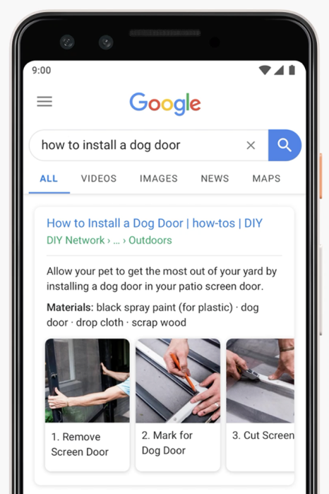 Google Search How-To