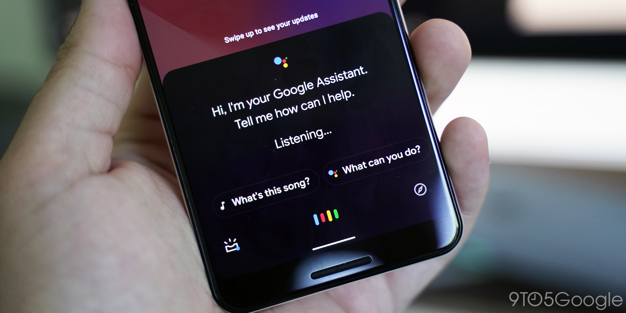 [Update: Beta release] Google app and Assistant dark theme rolling out