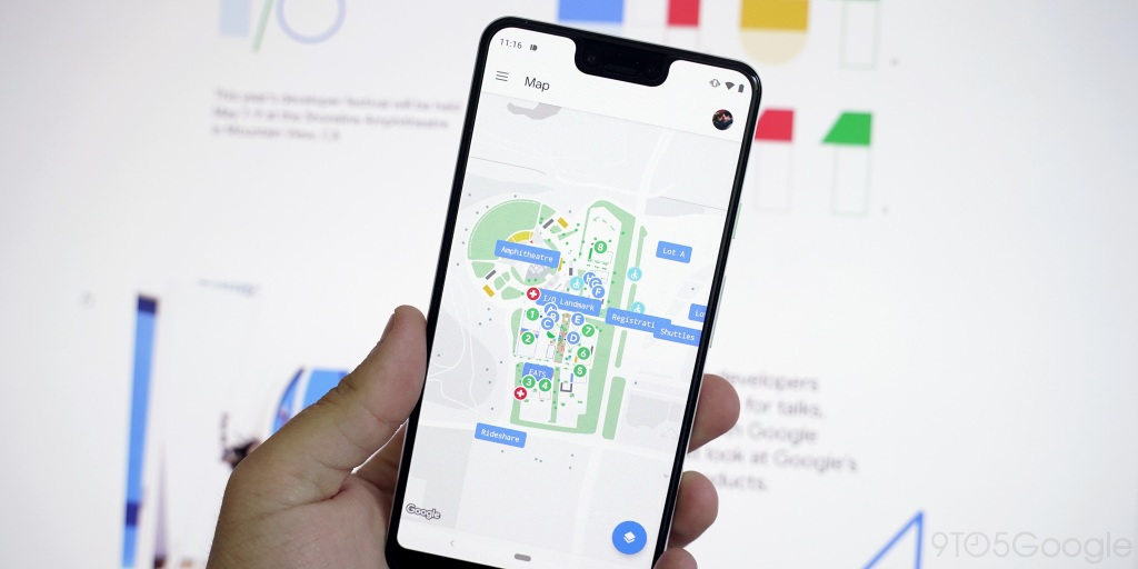 Google releases source code for I/O 2019 app with Android Q gesture nav, dark theme