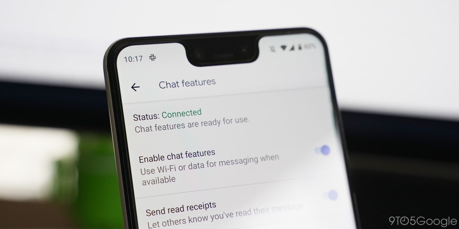 Google Messages adds RCS status indicator - 9to5Google