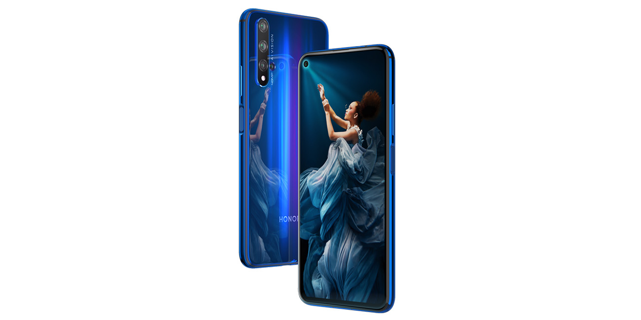 Honor 20 series packs quad-camera and P30 Pro specs, already Google-certified