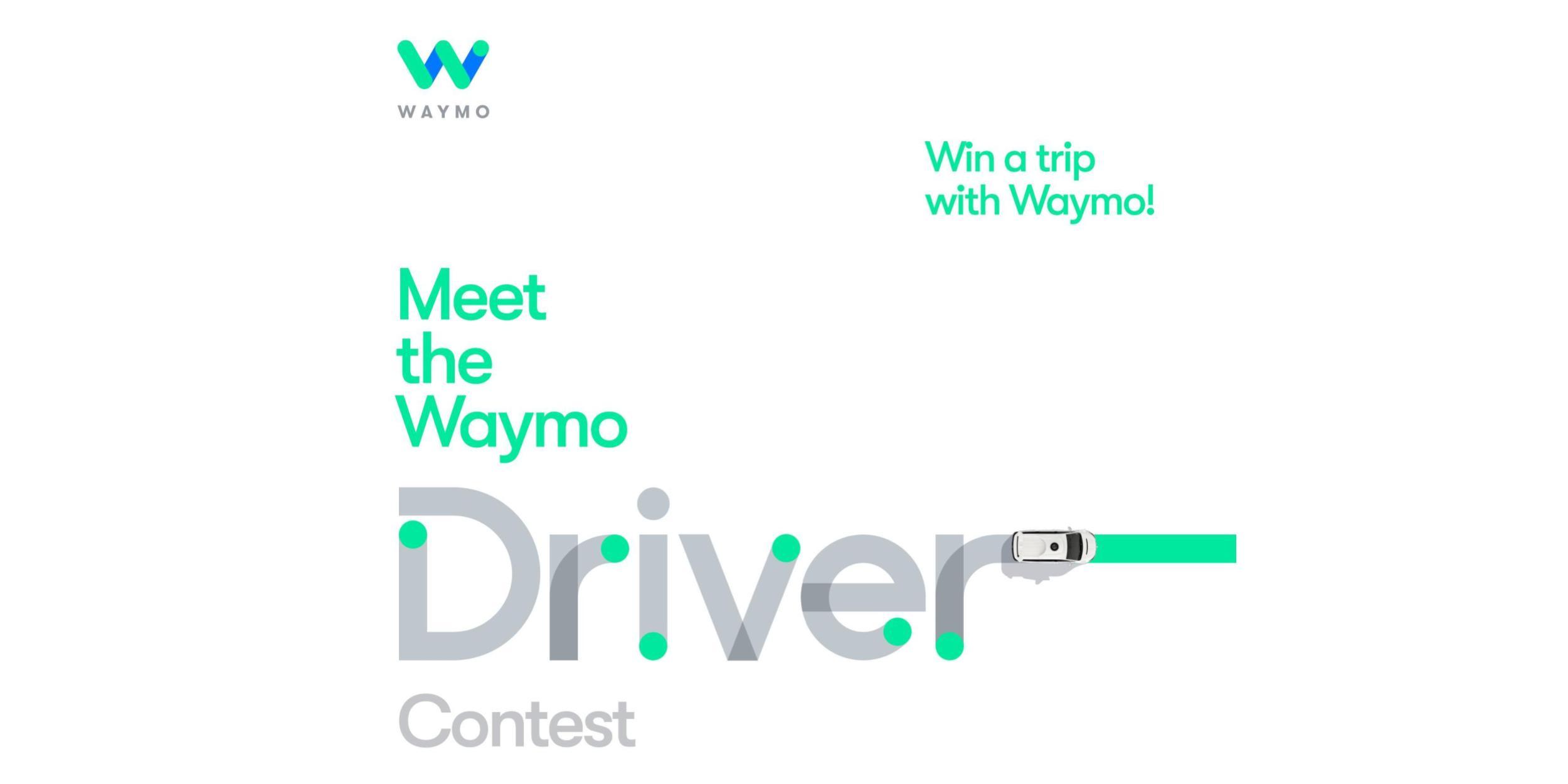 """Der """"Meet Waymo-Wettbewerb"""" bietet eine kostenlose Fahrt mit selbstfahrenden Autos in Phoenix"""