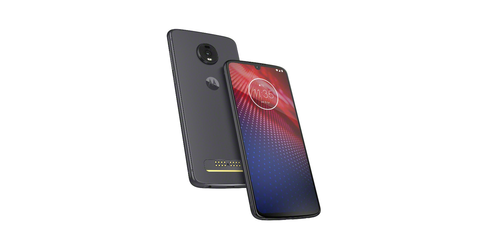 Motorola says Android R isn't currently 'planned' for Moto Z4