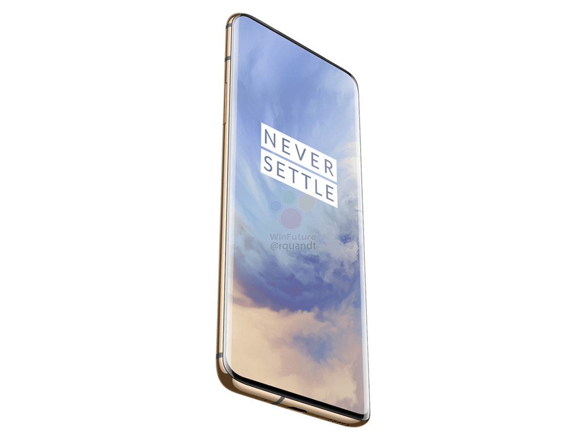 OnePlus 7 Pro display HDR10+ certified, 'Almond' color leaks