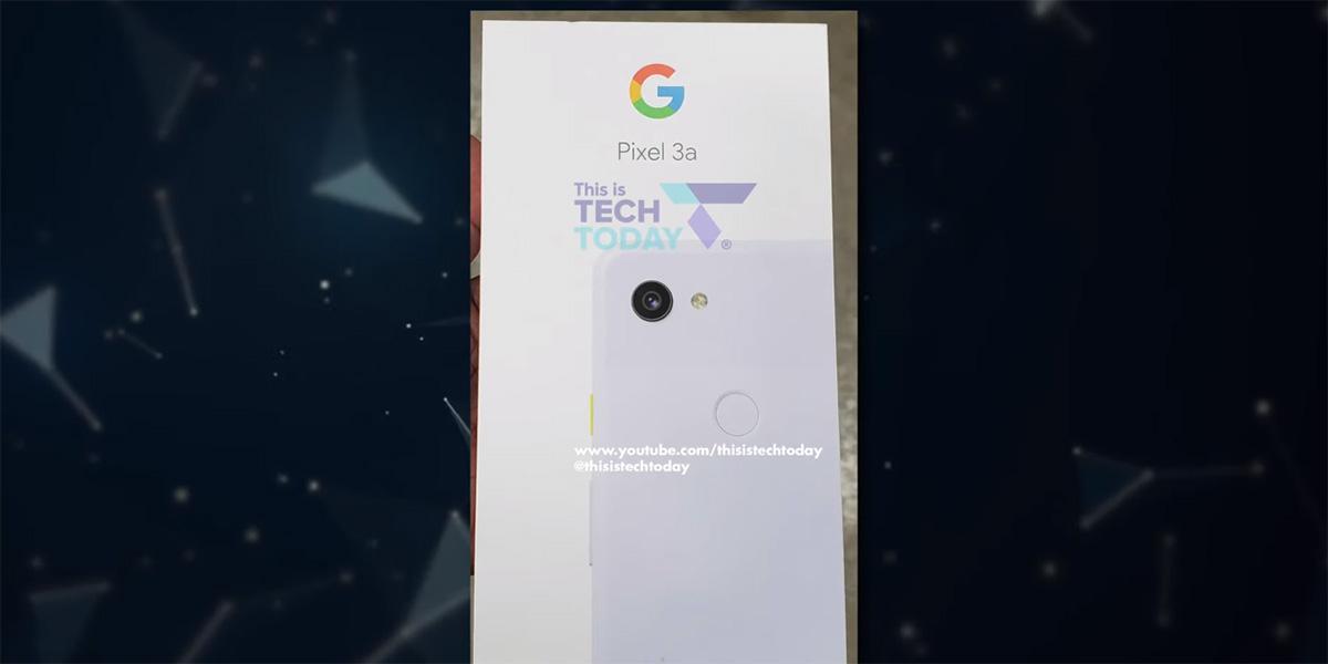 Pixel 3a leak confirms 'Purple-ish' name, some specs