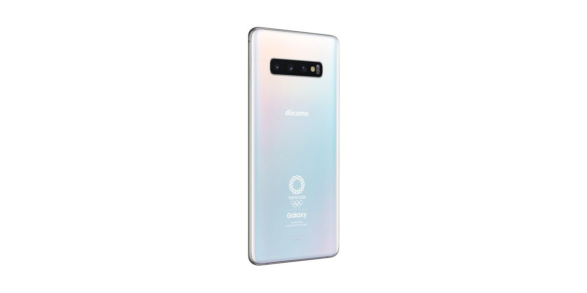 Galaxy S10+ gets 'Olympic Games Edition' for Tokyo 2020 that'll be outdated by then