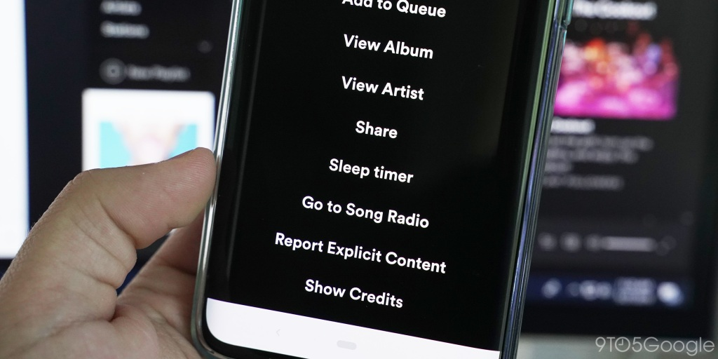 Spotify for Android adds a Sleep Timer for turning off music, here's how to use it