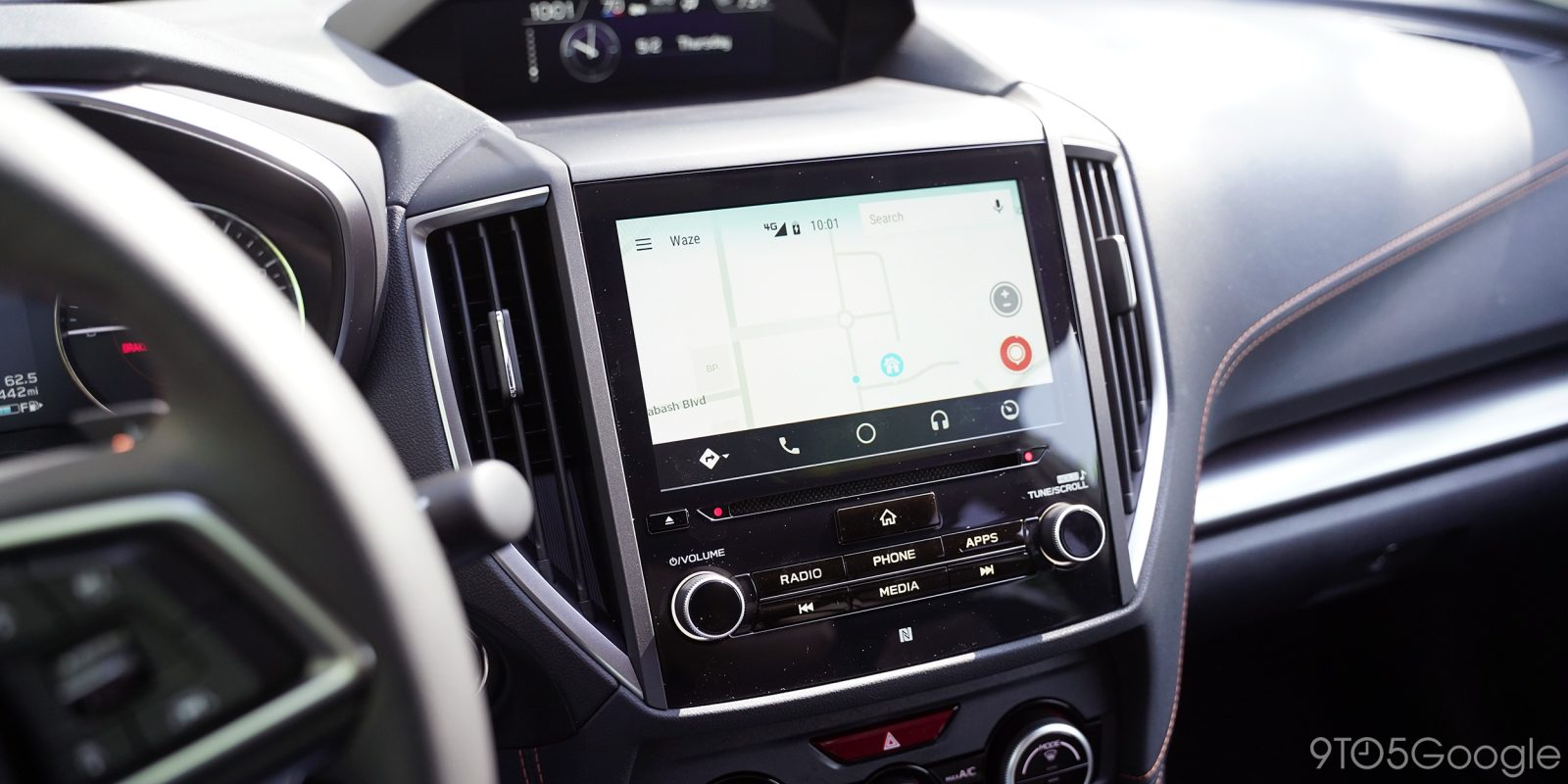 Waze users report various issues with Android Auto recently - 9to5Google