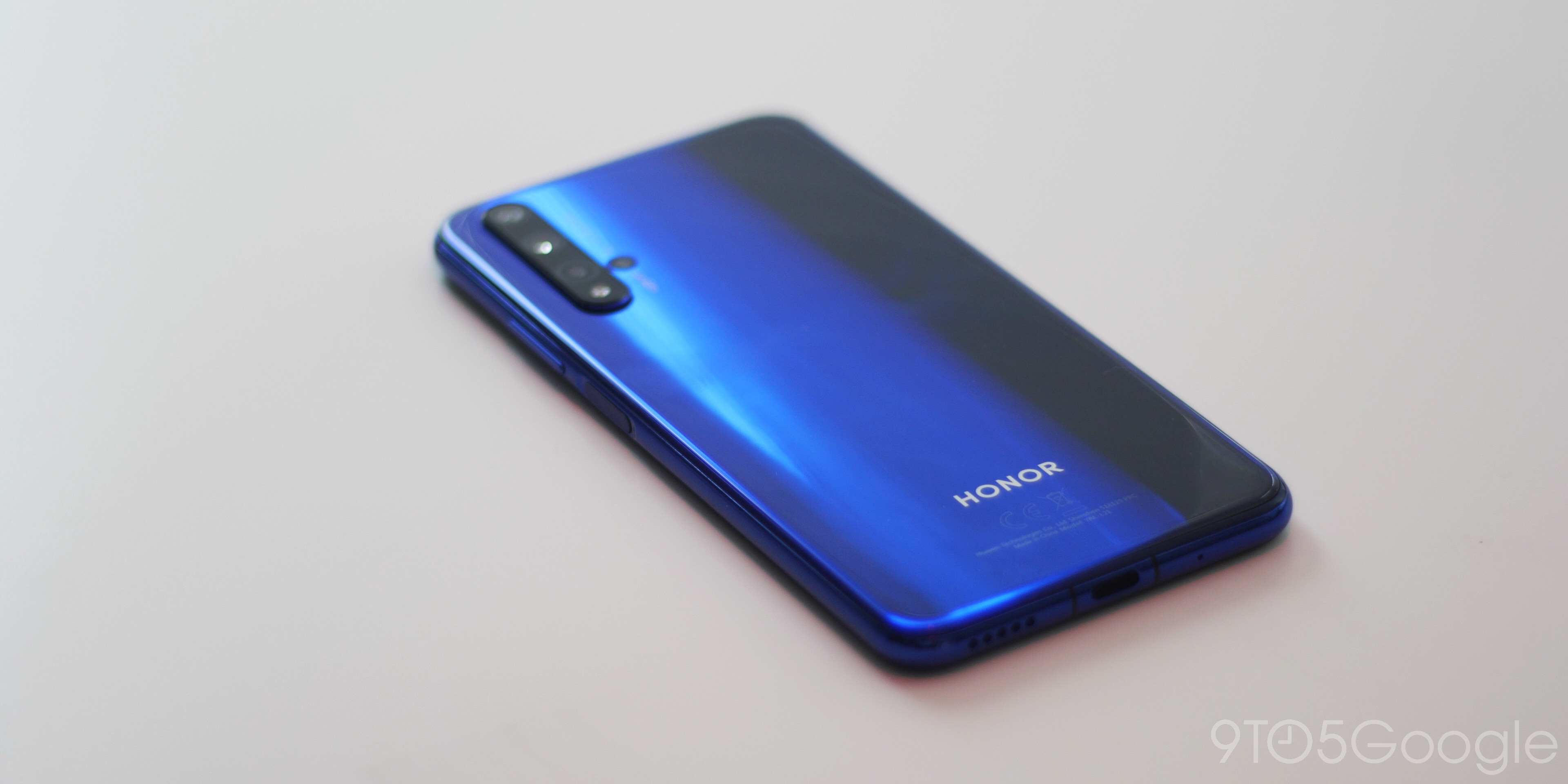 Honor 20 hardware
