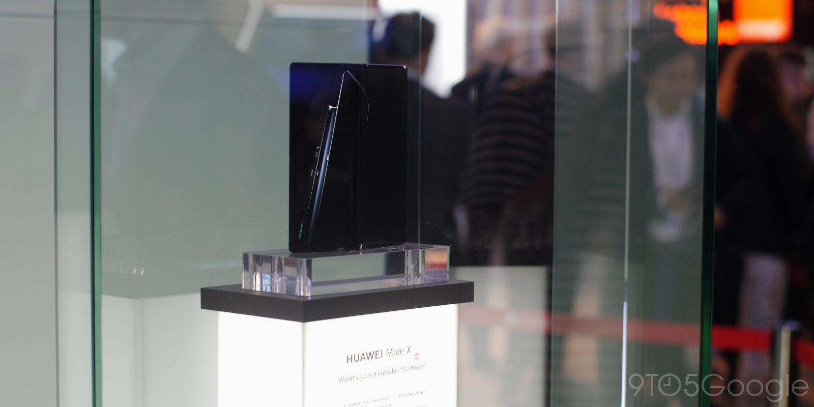 Report: Huawei postpones Mate X launch until September for further 'testing'