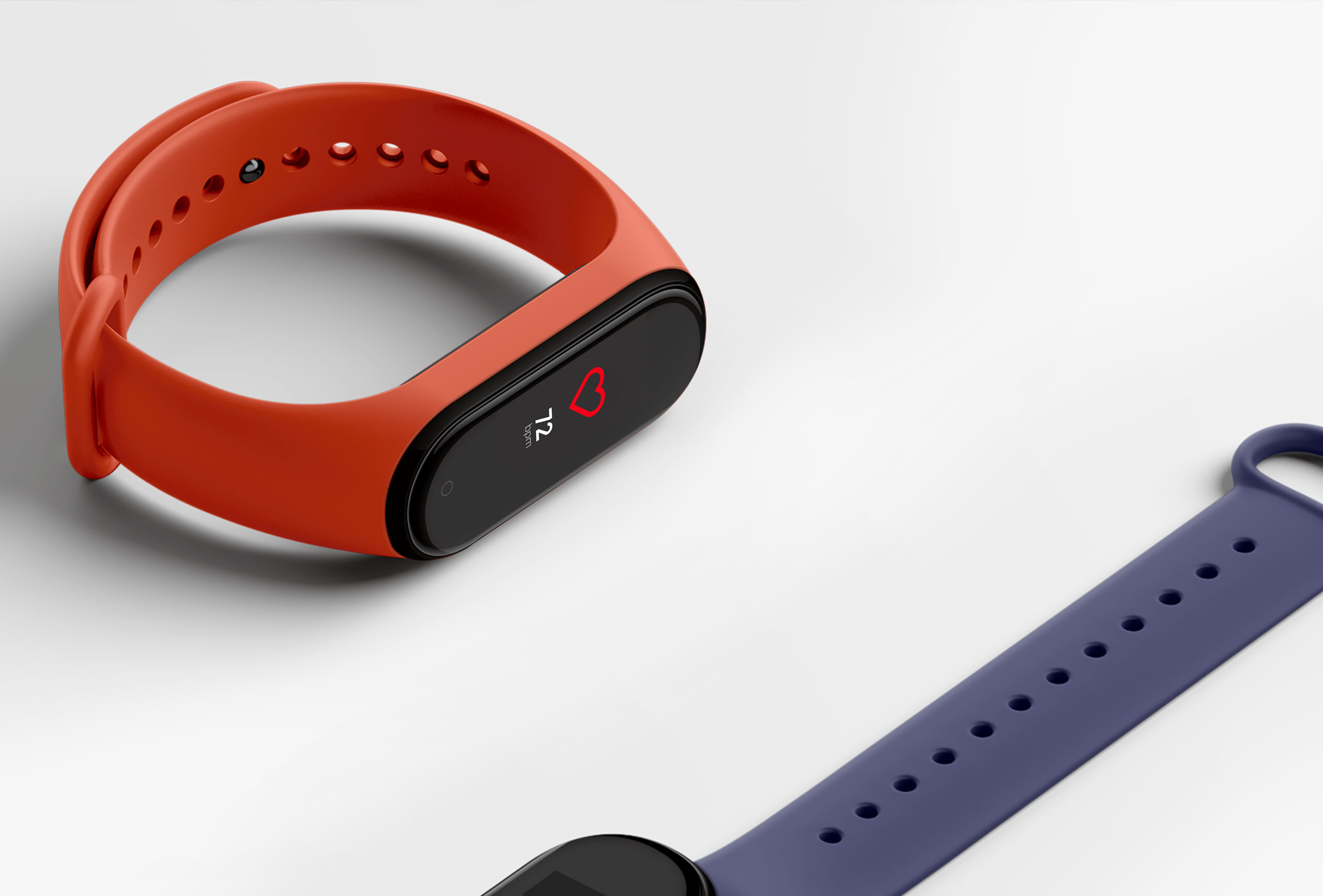Xiaomi unveils Mi Band 4 w/ color display, NFC, more