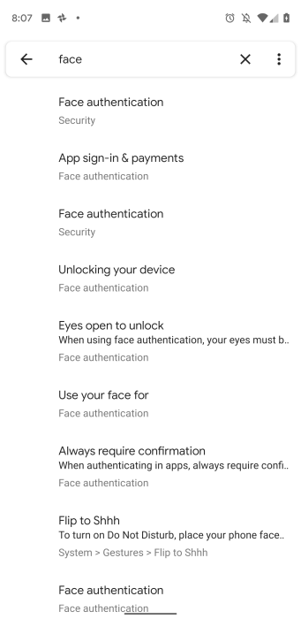 face_auth_settings_suggetsions
