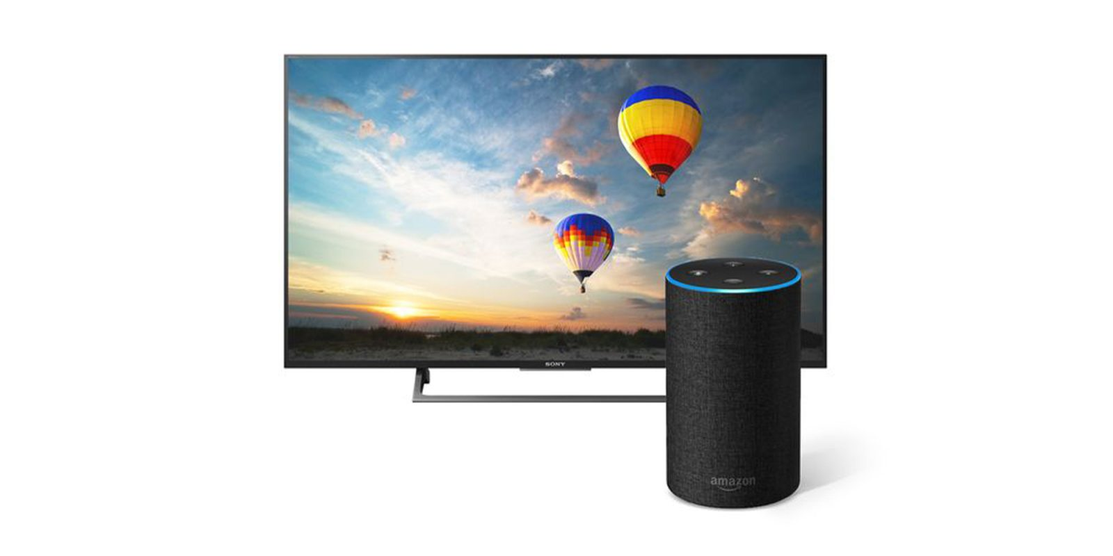 Amazon Alexa comes to Android TV, starting w/ Sony first