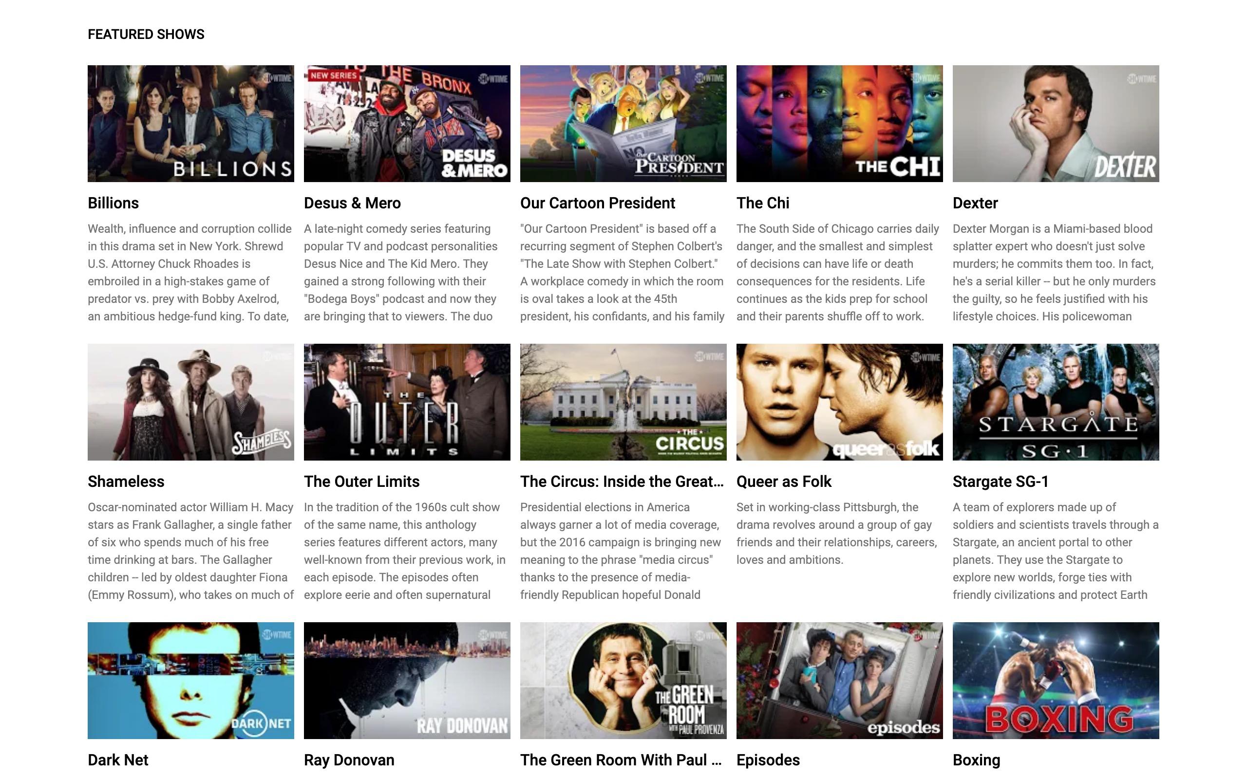 Cinemax after dark free