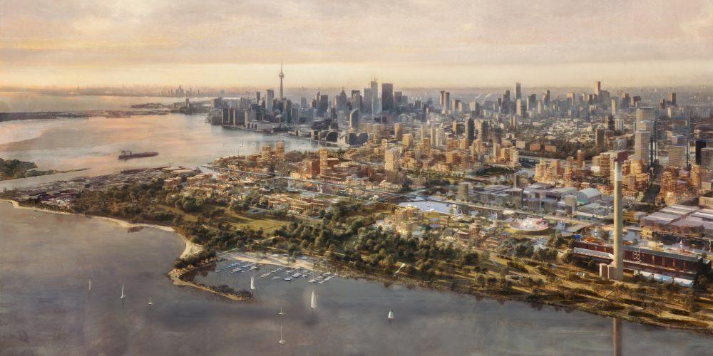 Alphabet future city plan