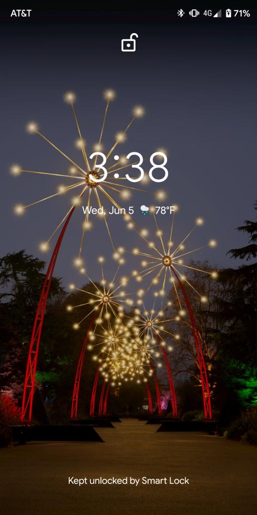 Android Q Smart Lock