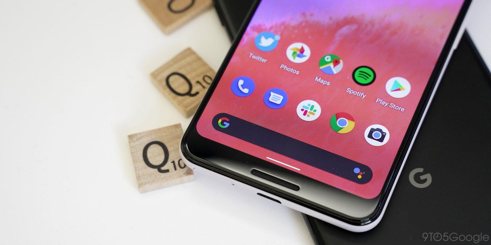 Google releases Android Q Beta 5 with gestural nav tweaks