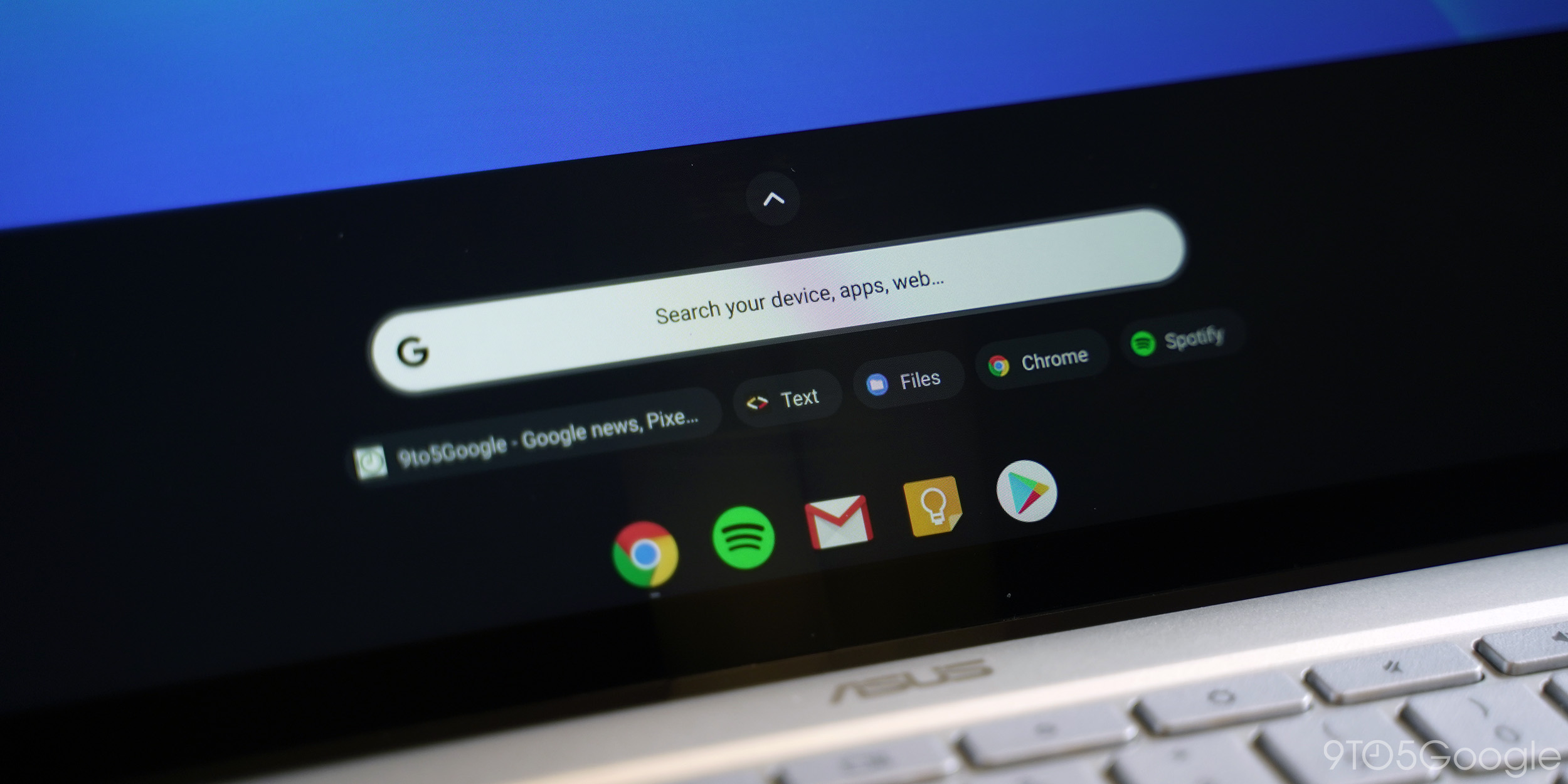 Google to make Chrome OS shelf icons circular & uniform - 9to5Google