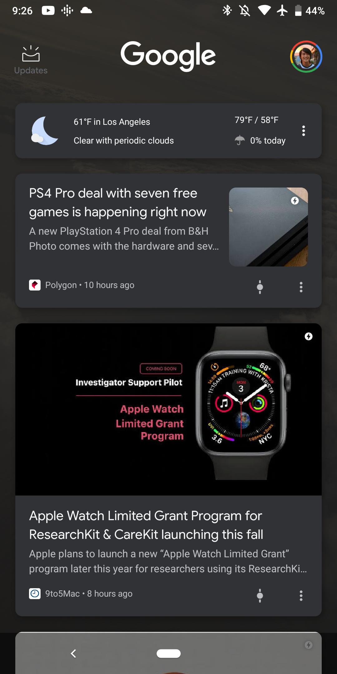 Google app 10 4 preps Assistant lockscreen suggestions, adds