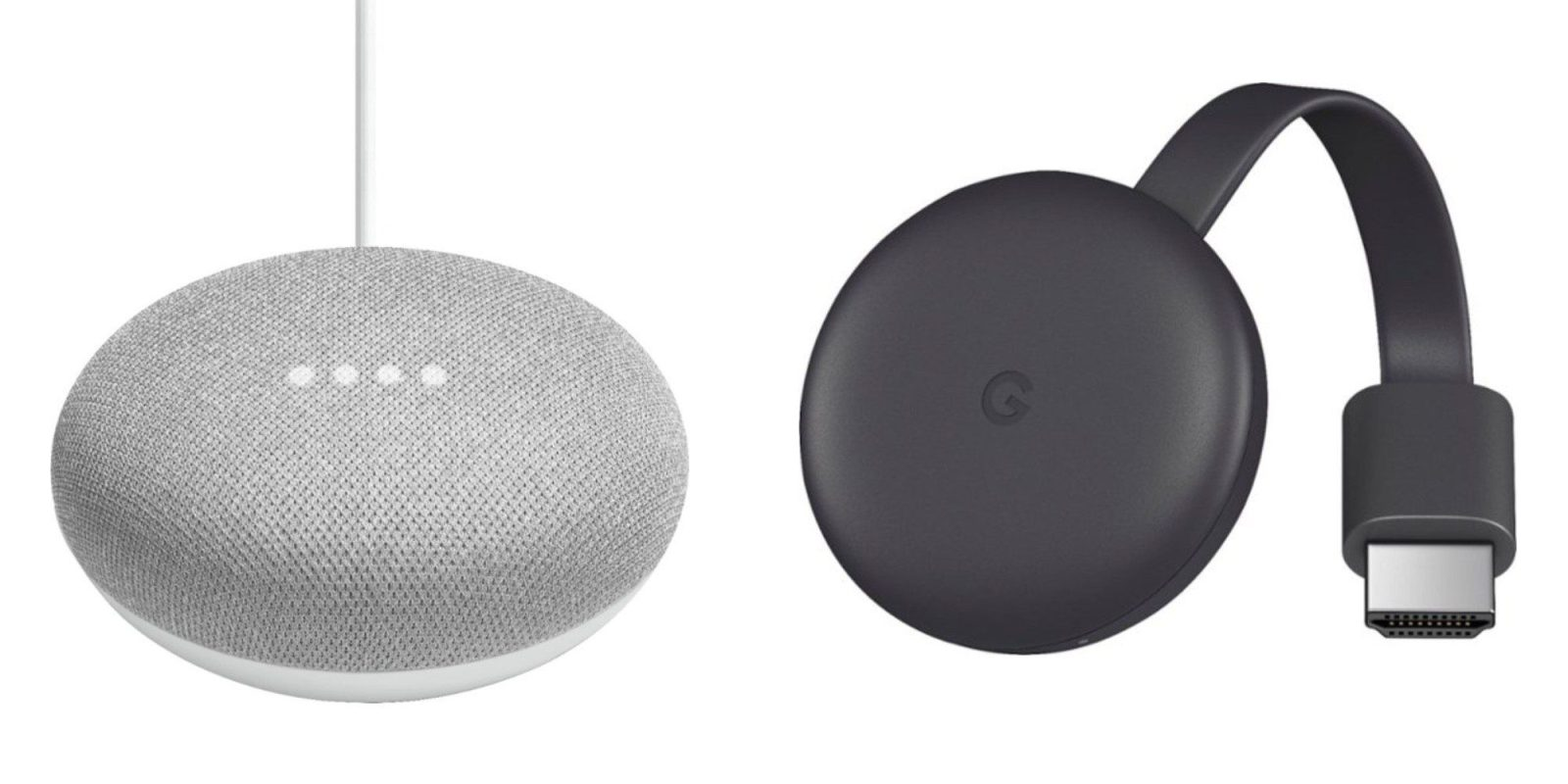 Chromecast and Google Home Mini bundled at $44, plus deals on Chromebooks, more