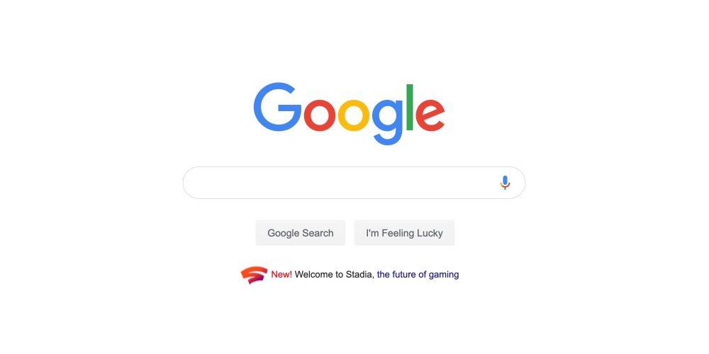 El anuncio de Google Stadia ya aparece en búsqueda 2