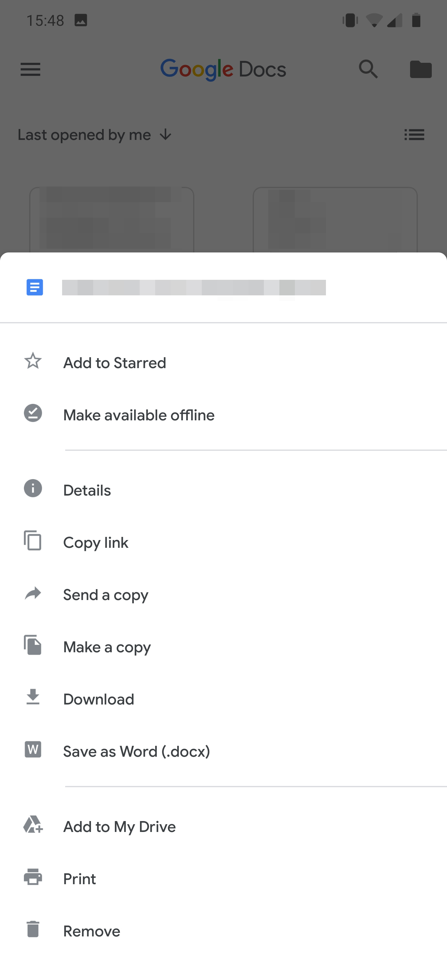Google Docs is testing a Material Theme redesign - 9to5Google
