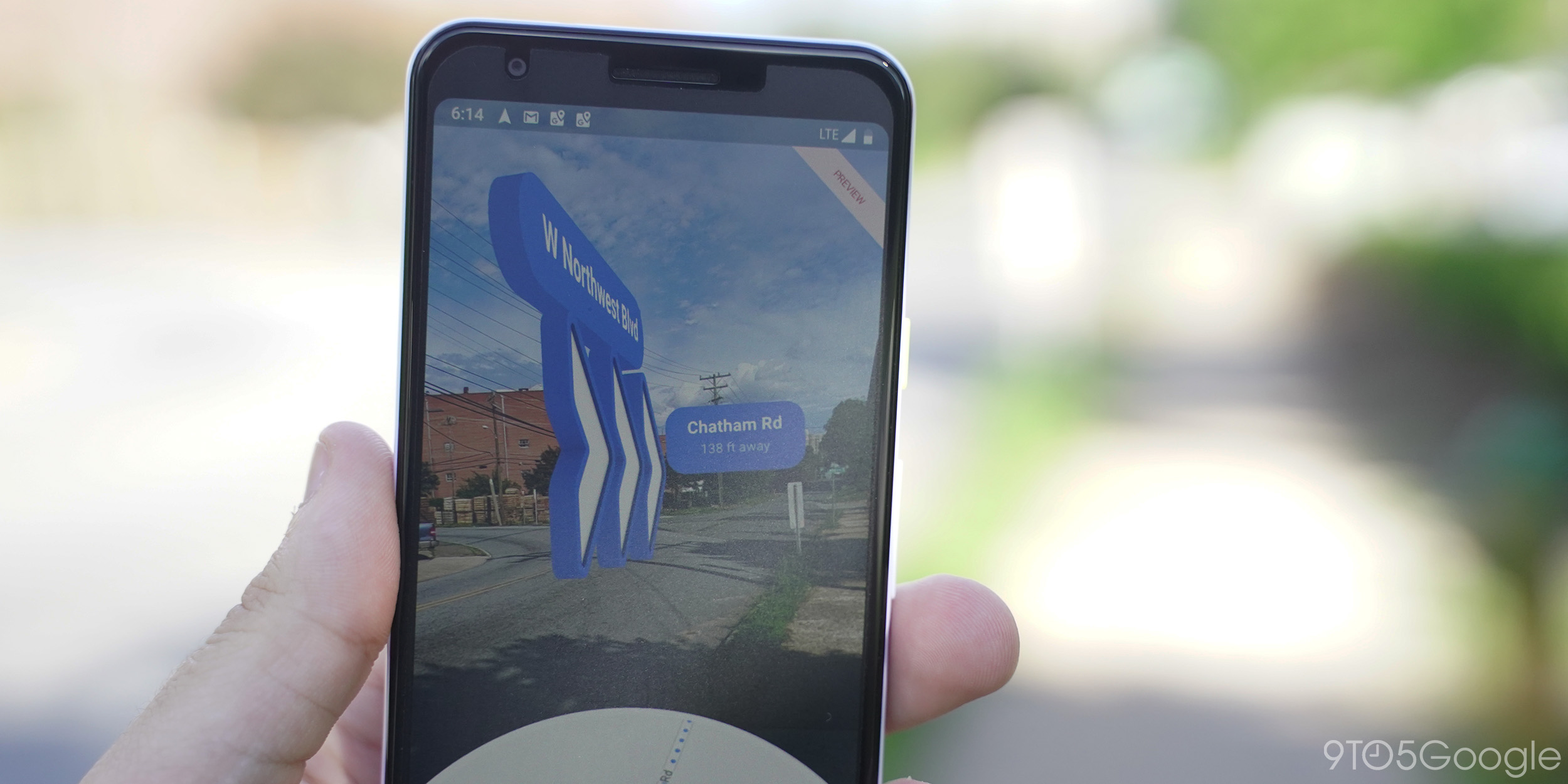 Google Maps AR directions expand to Android and iOS - 9to5Google