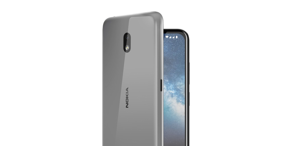 Nokia 2.2 goes official for €99 w/ Android One, removable battery, Assistant button