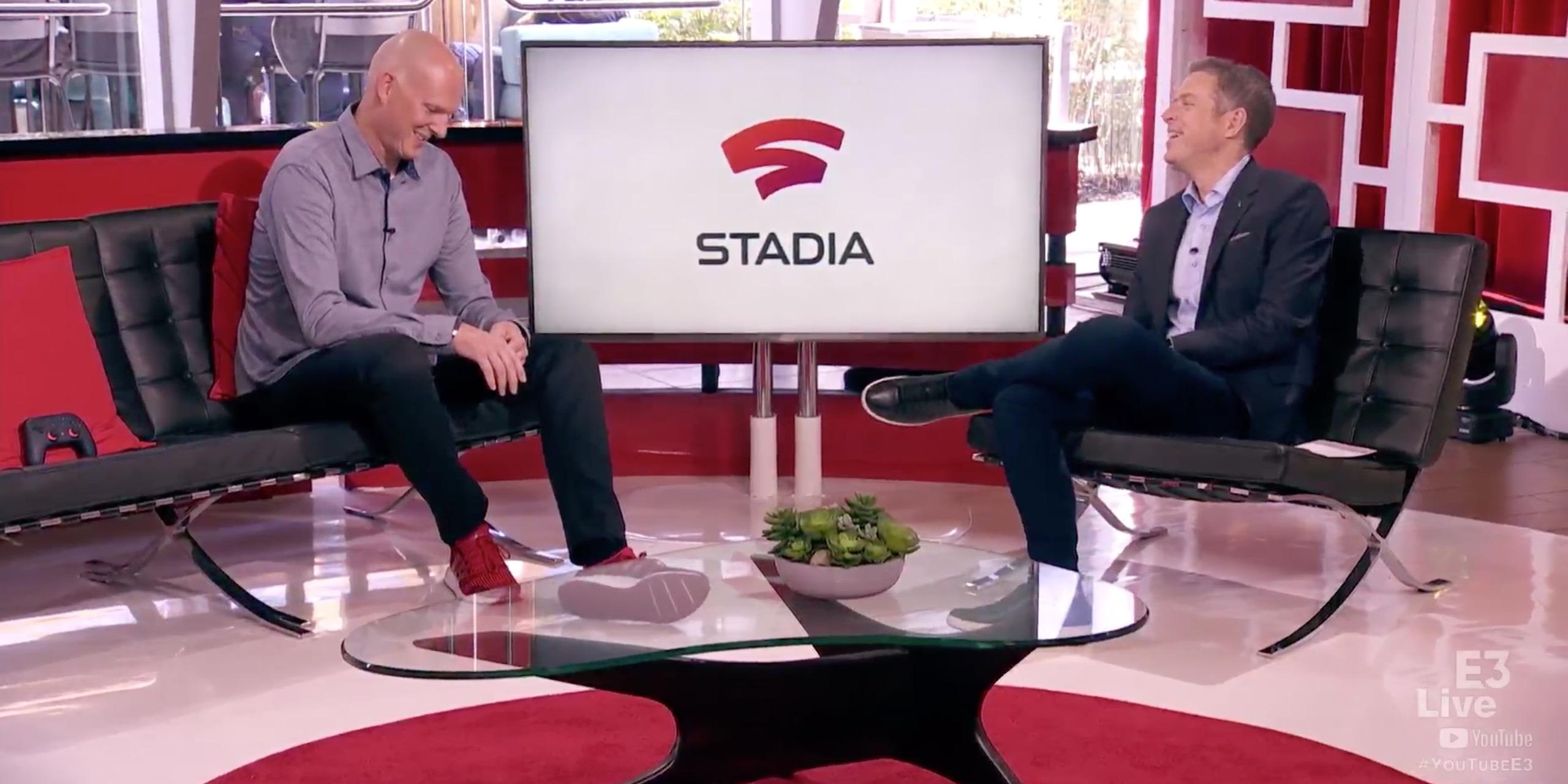 [Update: Video] Phil Harrison spricht über Googles Engagement für Stadien, F2P- und Publisher-Abonnements sowie über kostenlosen Multiplayer