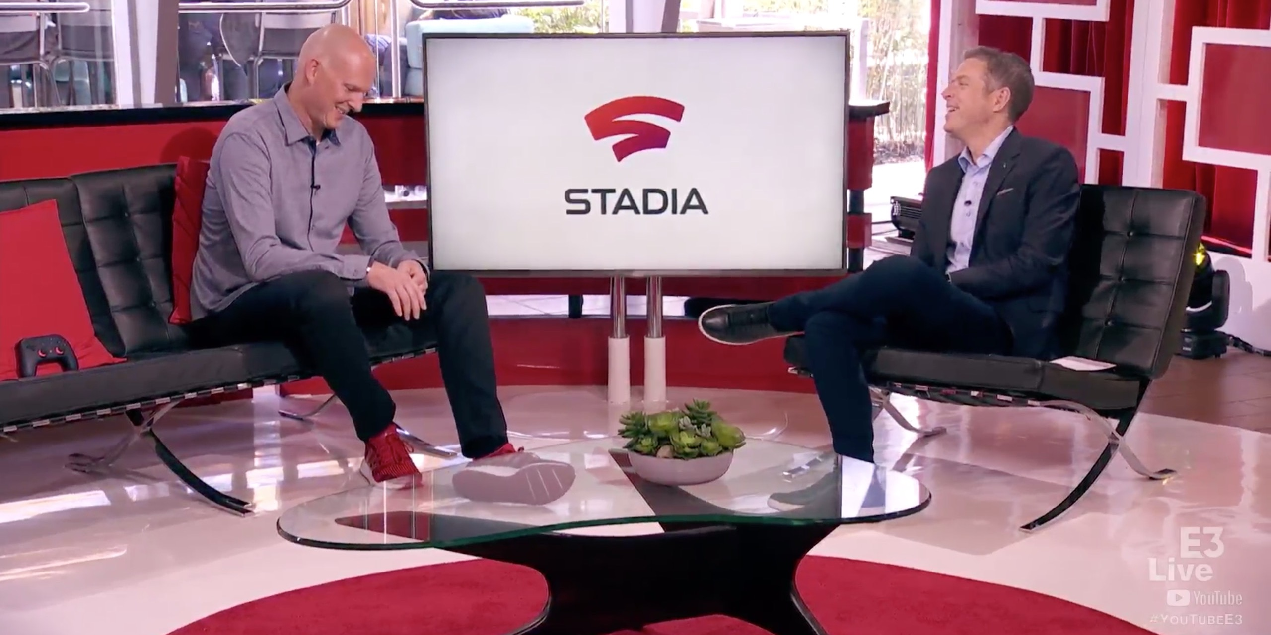 Phil Harrison talks Google's Stadia commitment, F2P & publisher subscriptions, free multiplayer