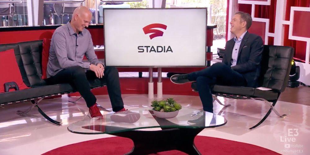 Phil Harrison Stadia E3 - stadia february 2021