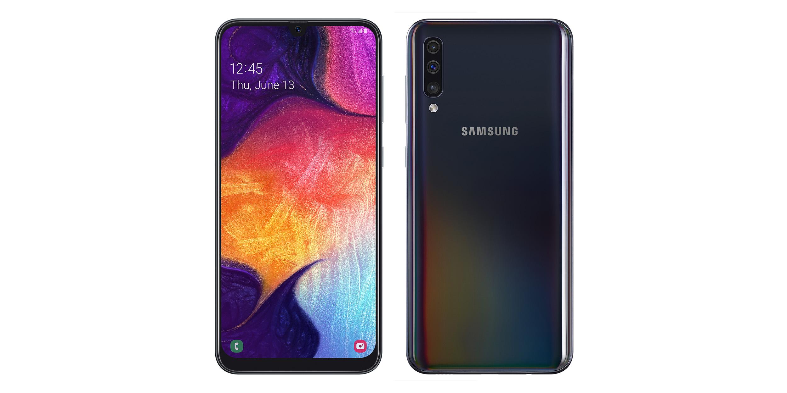 [Update: US Verizon] Samsung Galaxy A50 Android 10 -päivitys julkaistiin joillakin markkinoilla