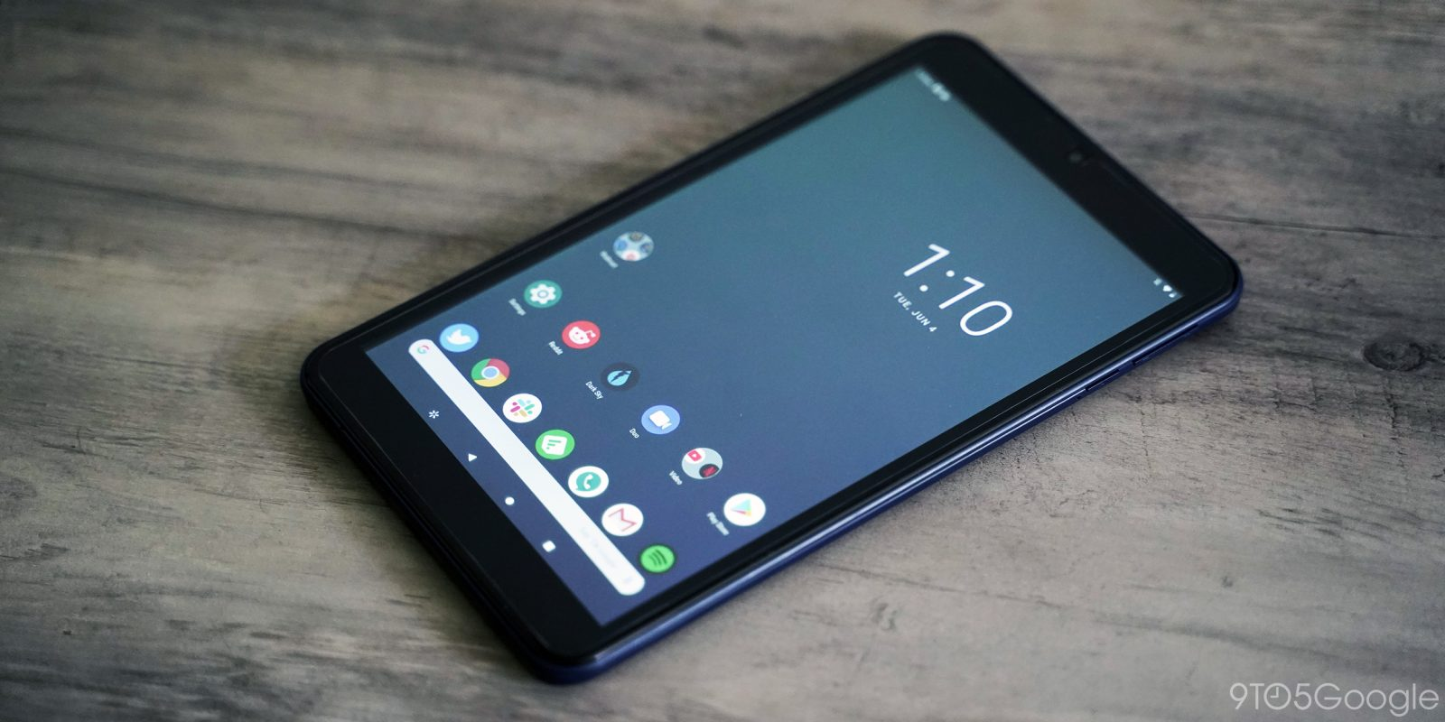 Hands-on: Walmart's Android tablets are halfway decent