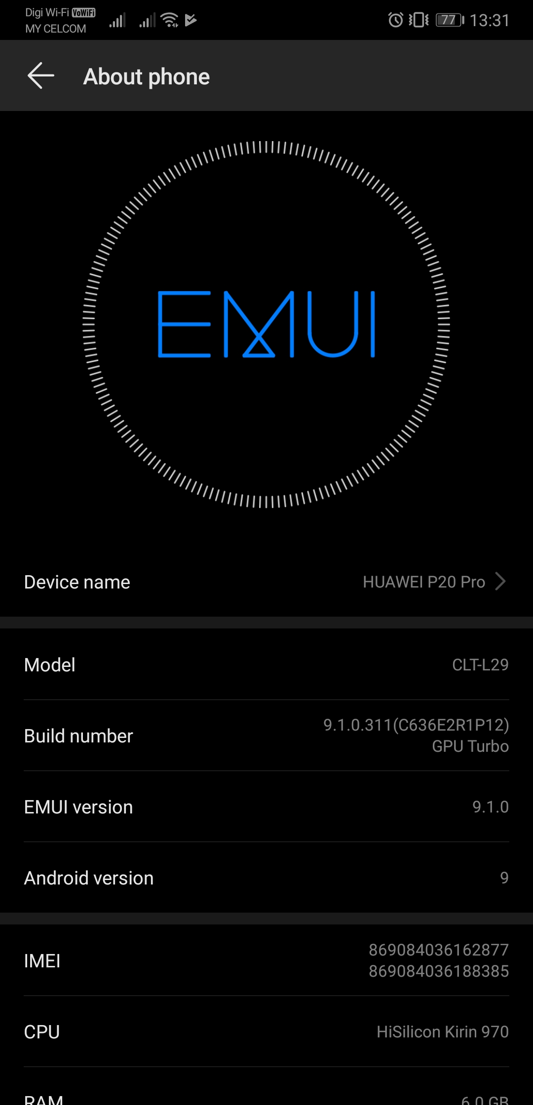 Huawei's EMUI 9 1 is set to head to 49 more devices - 9to5Google