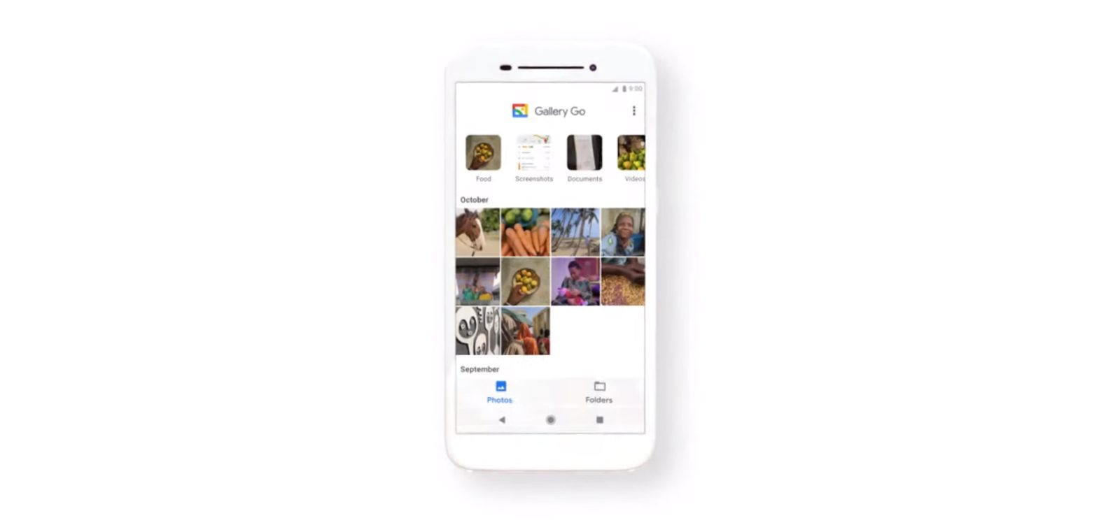 Google launches Gallery Go, a lightweight Photos app that works offline