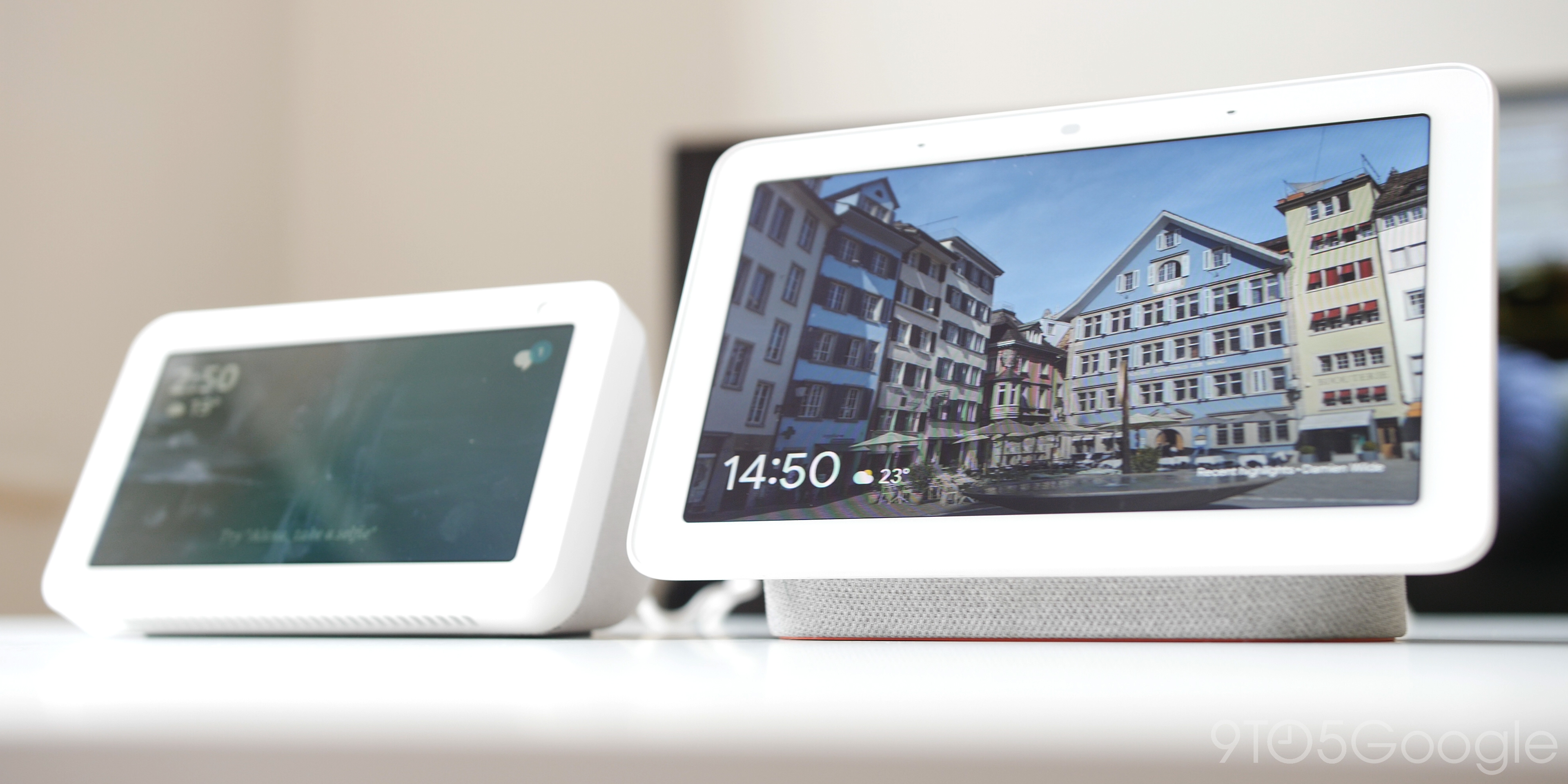 Google Nest Hub vs Amazon Echo Show 5: Who wins? - 9to5Google