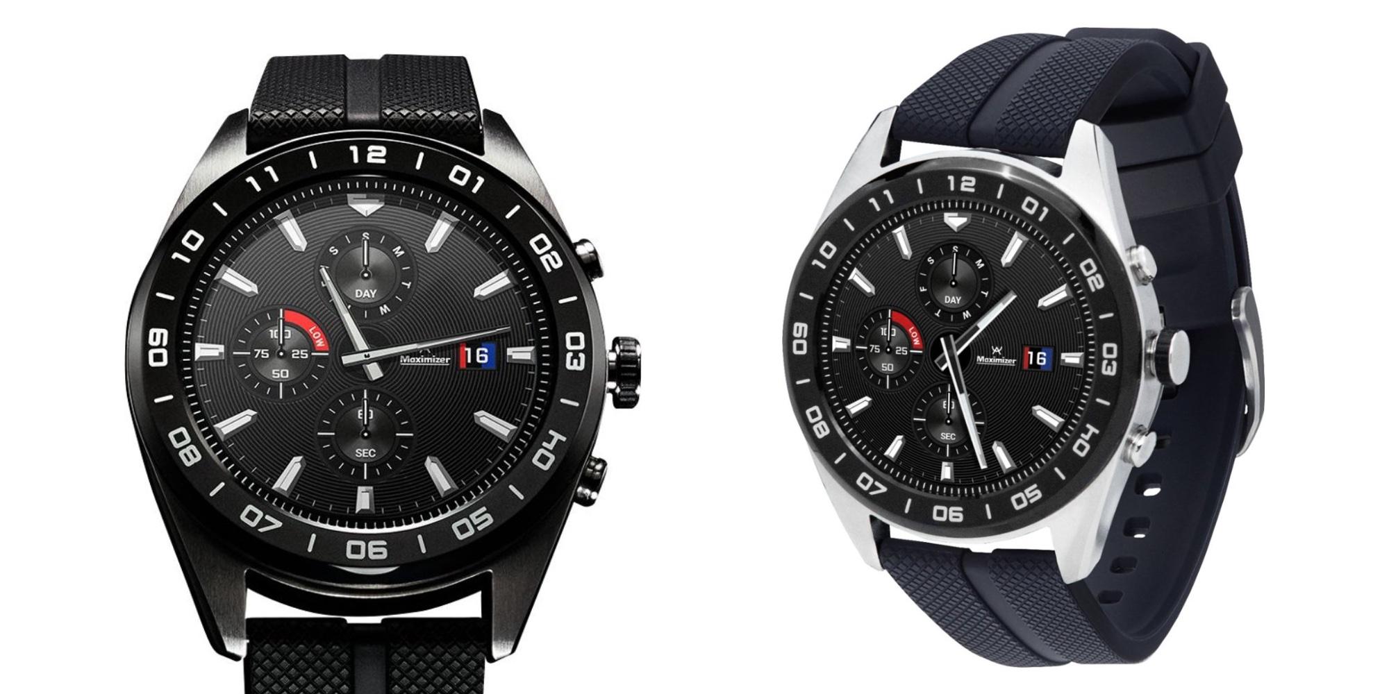 LG Watch W7 Smartwatch ab 200 US-Dollar, Anker Accessoire ab 10 US-Dollar und mehr
