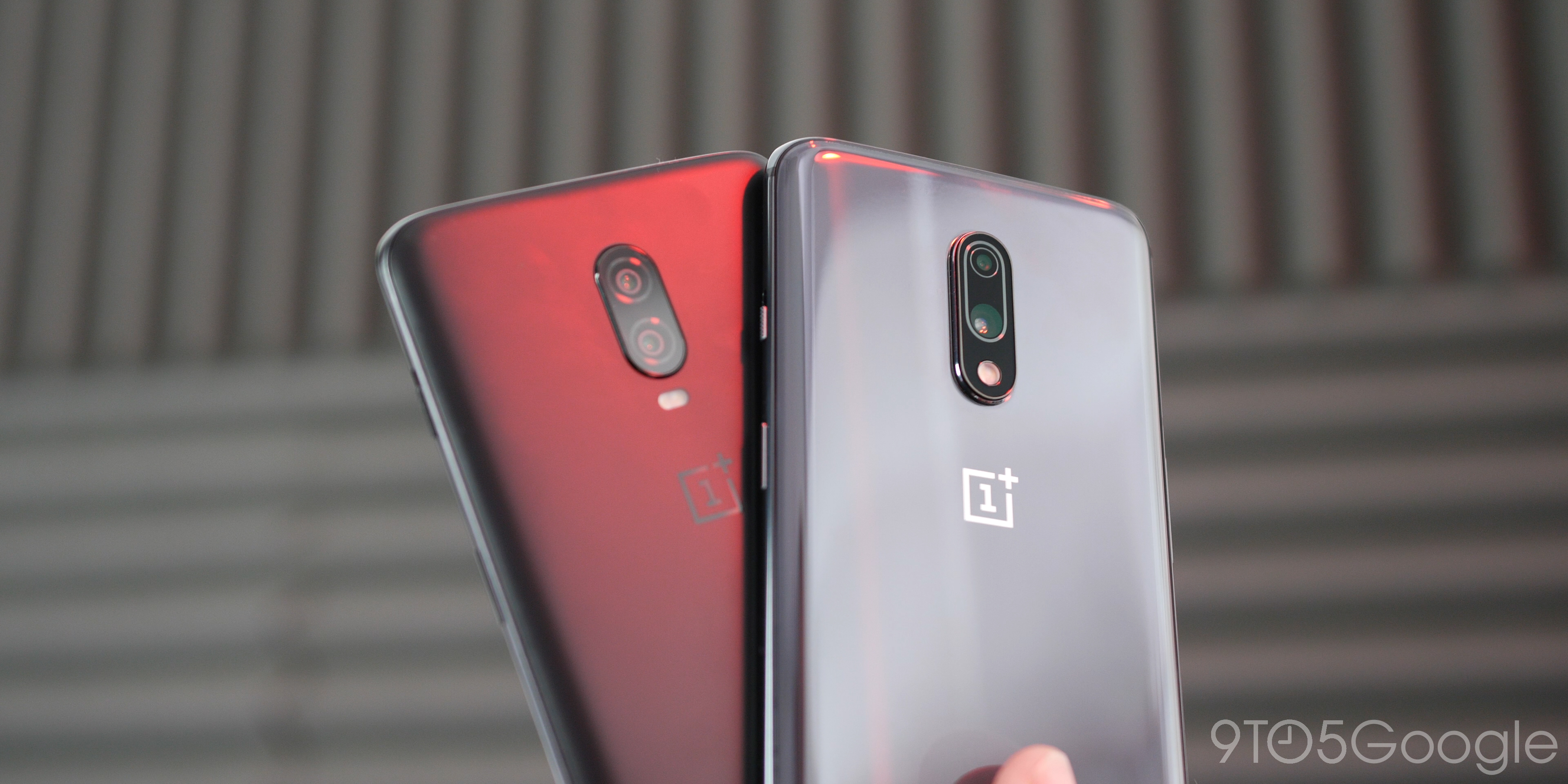 OnePlus 7 Hardware and design