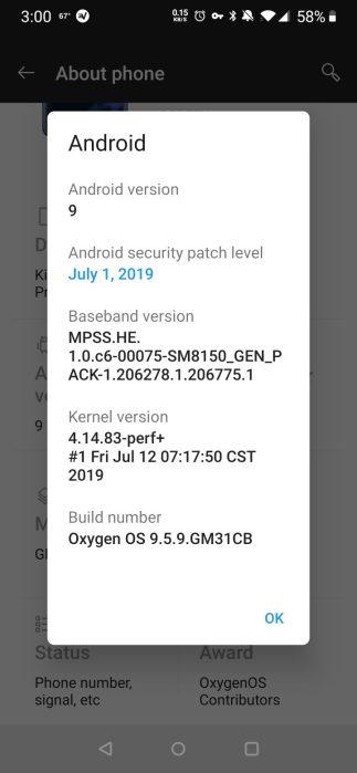Oxygen OS 9.5.9 T-Mobile OTA