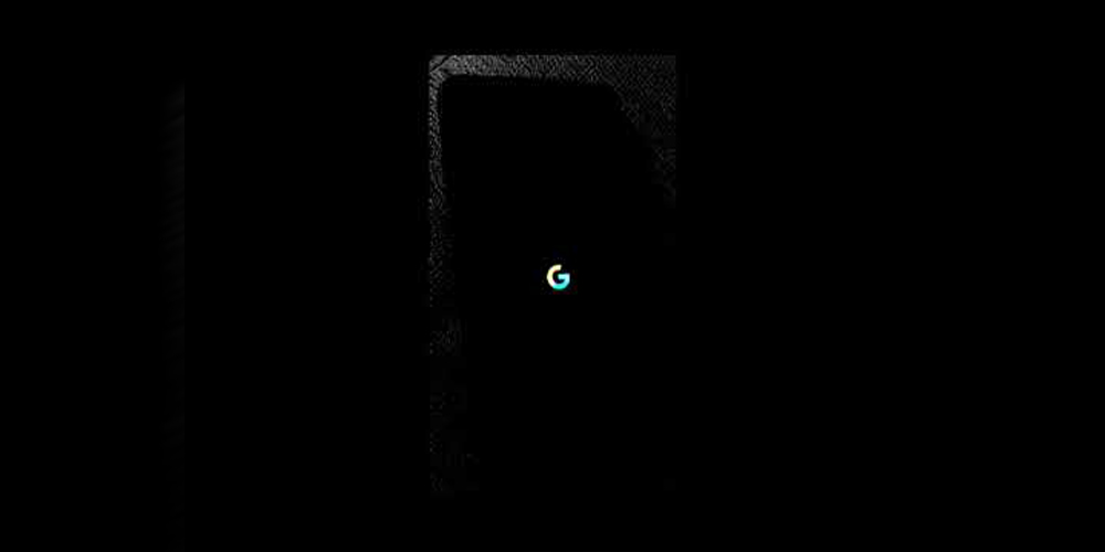 Android Q Beta 5 adding a dark themed Pixel boot animation