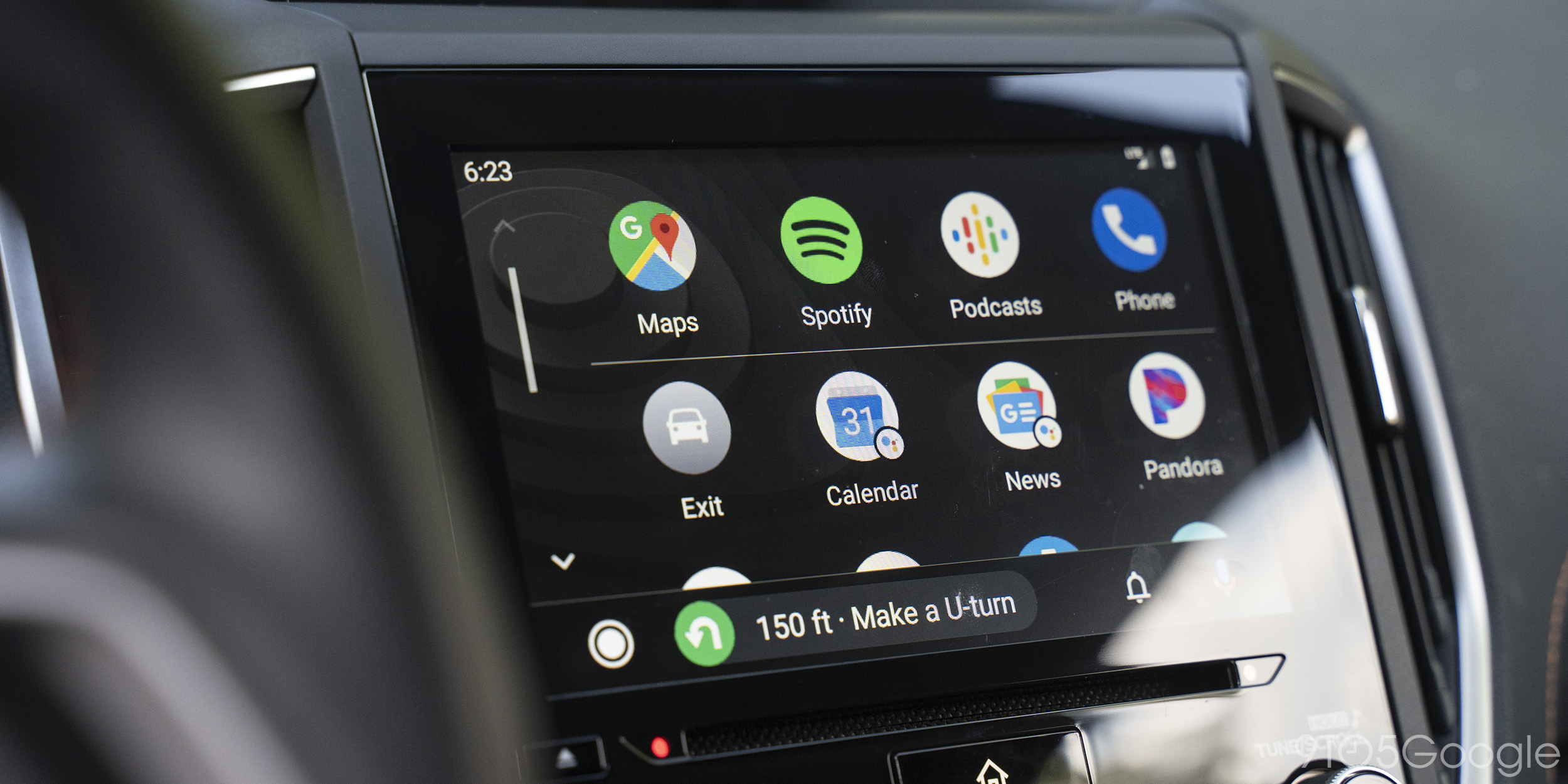 Google's new Android Auto kills the brains [Video] - 9to5Google