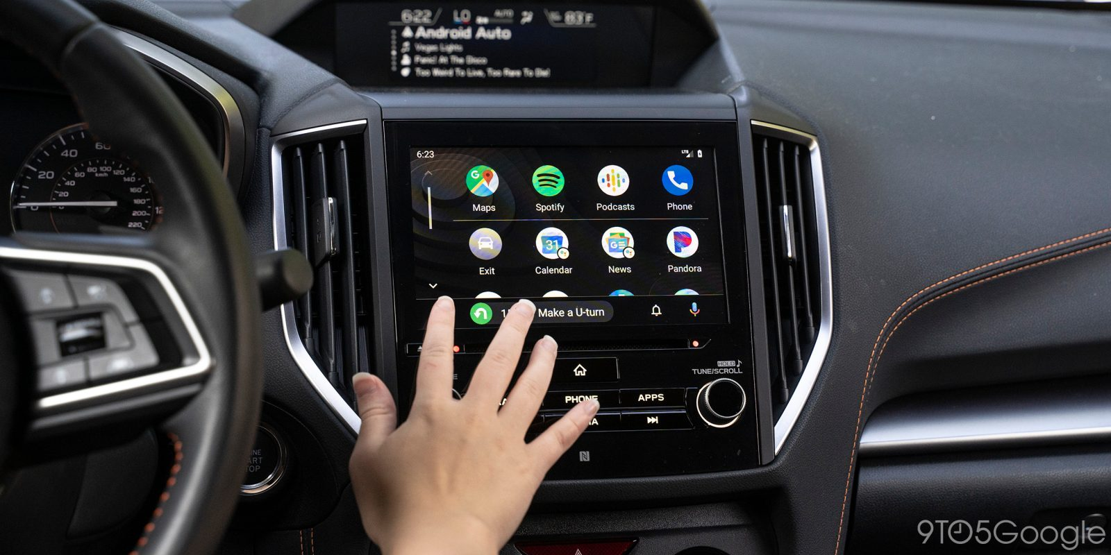 Some Android Auto users report crashing issue for months
