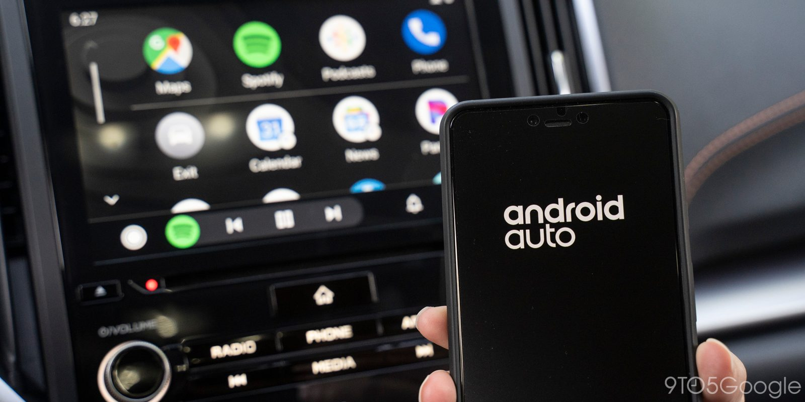 Best Android Auto Head Unit 2020.Ford To Support Android Auto Wireless In 2020 Models