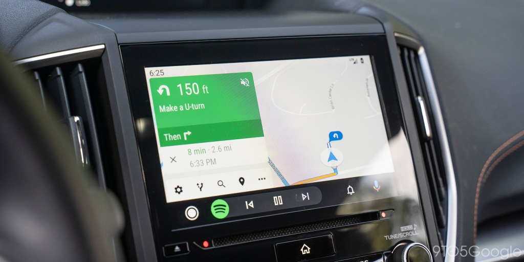 Hey Google, reporting features for Maps on Android Auto are long overdue