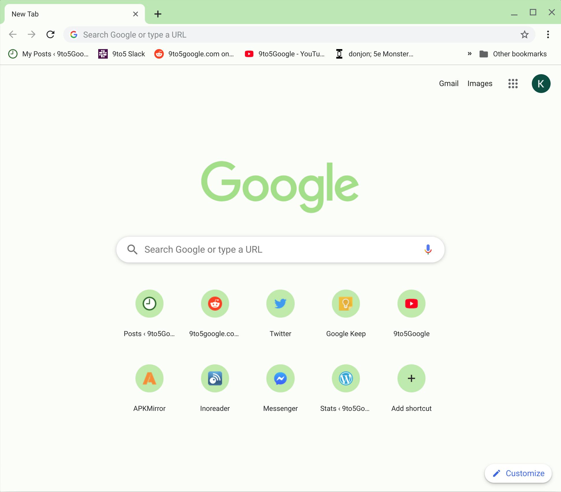 Google Chrome will soon let you create a custom theme - 9to5Google