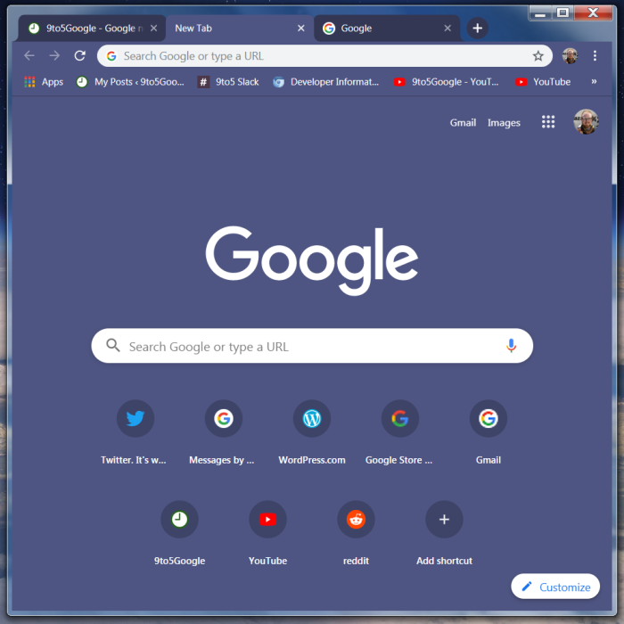 Google Chrome will soon let you create a custom theme - 9to5Google