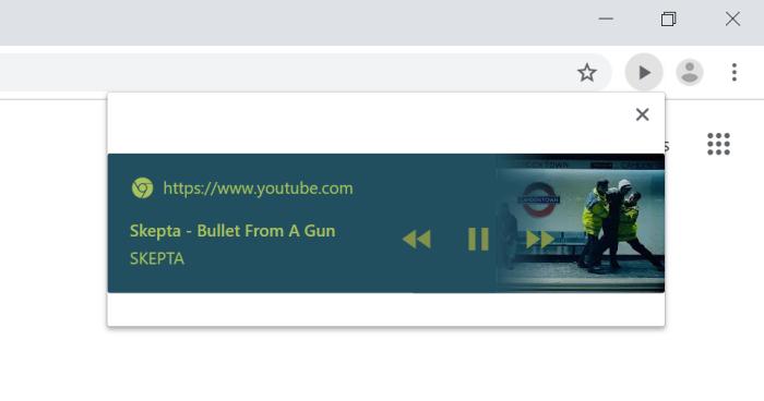 Google testing global media controls for Chrome - 9to5Google